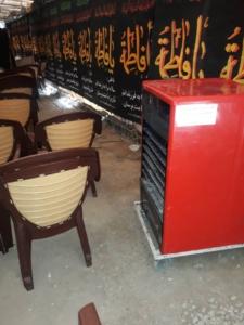 اجاره بخاری نمایشگاهی-اجاره سیستم گرمایشی