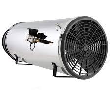 ویژگی های بخاری جت فن برقی