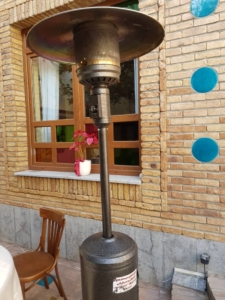 اجاره و فروش بخاری قارچی گازی-دروس