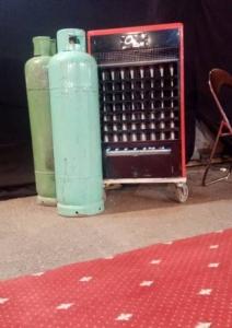 اجاره بخاریهای گازی انرژی کپسولی-اکباتان